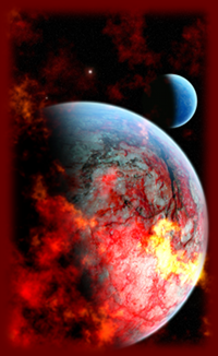 exoplanets impression