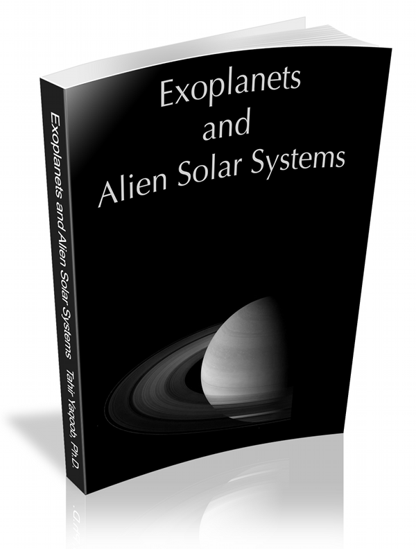 exoplanets and alien solar systems pbk book cover