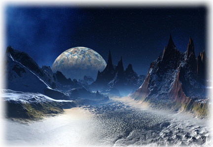 What is a super Earth? artists impression
